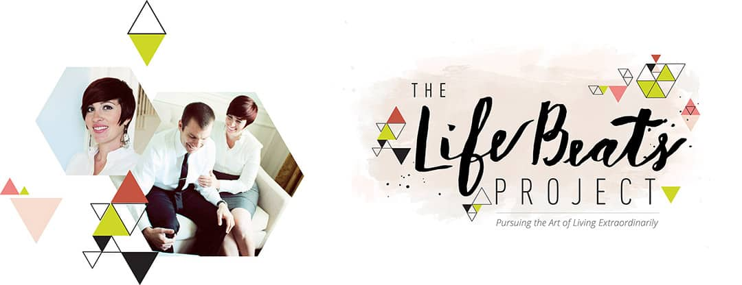The LifeBeats Project Header