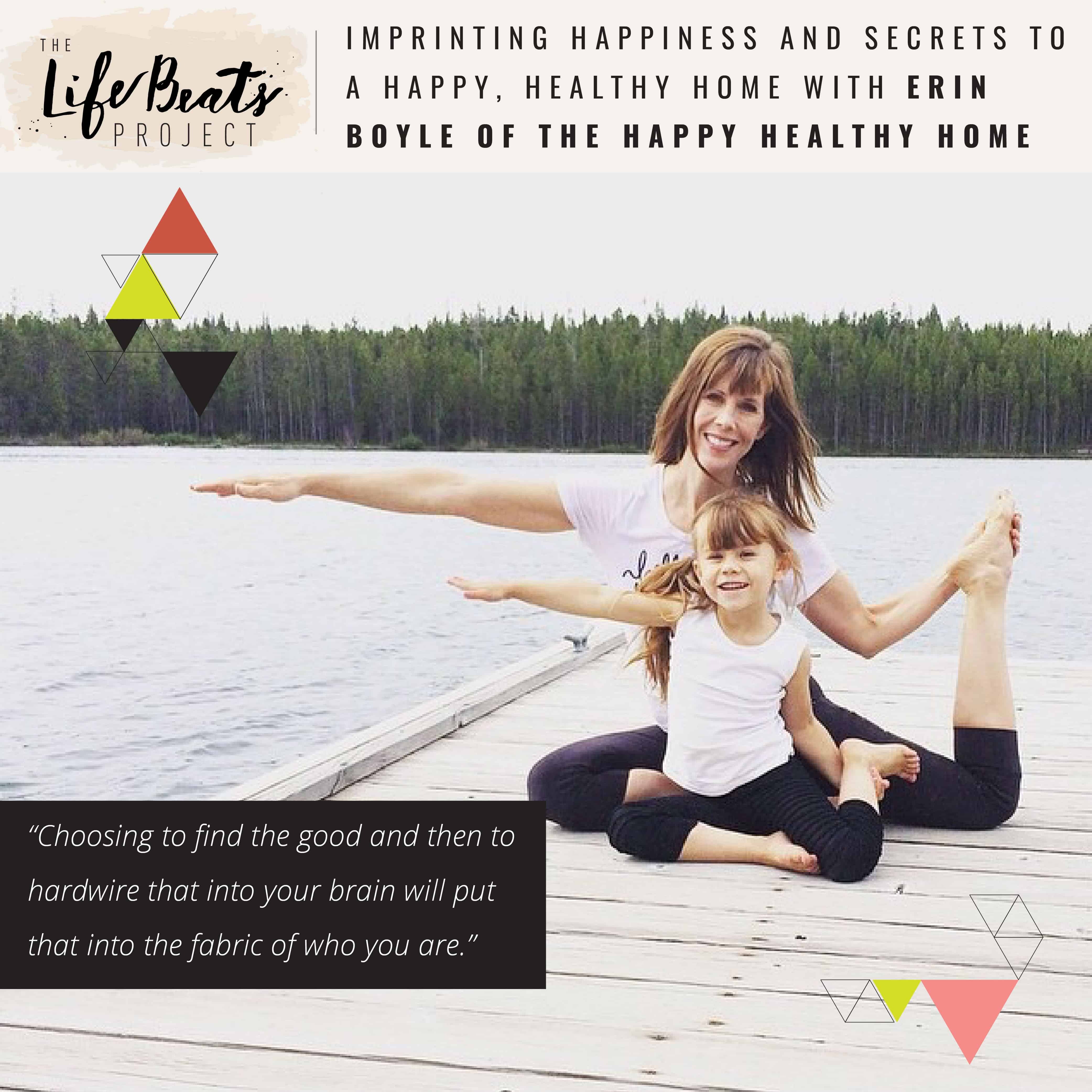 happiness secrets to a happy healthy home podcast
