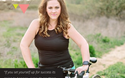 Setting yourself up for success during your weight loss journey with Vanessa Ferguson of Mind and Body with Vanessa (TLBP #7)