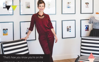 Being true to your own definition of living a bold and full life with Courtney Brown of Cents of Style (TLBP #11)