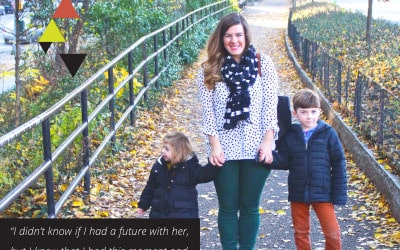 Celebrating life and leaning towards your faith in uncertain times with Kelly Smith of Cloudy Day Gray (TLBP #9)