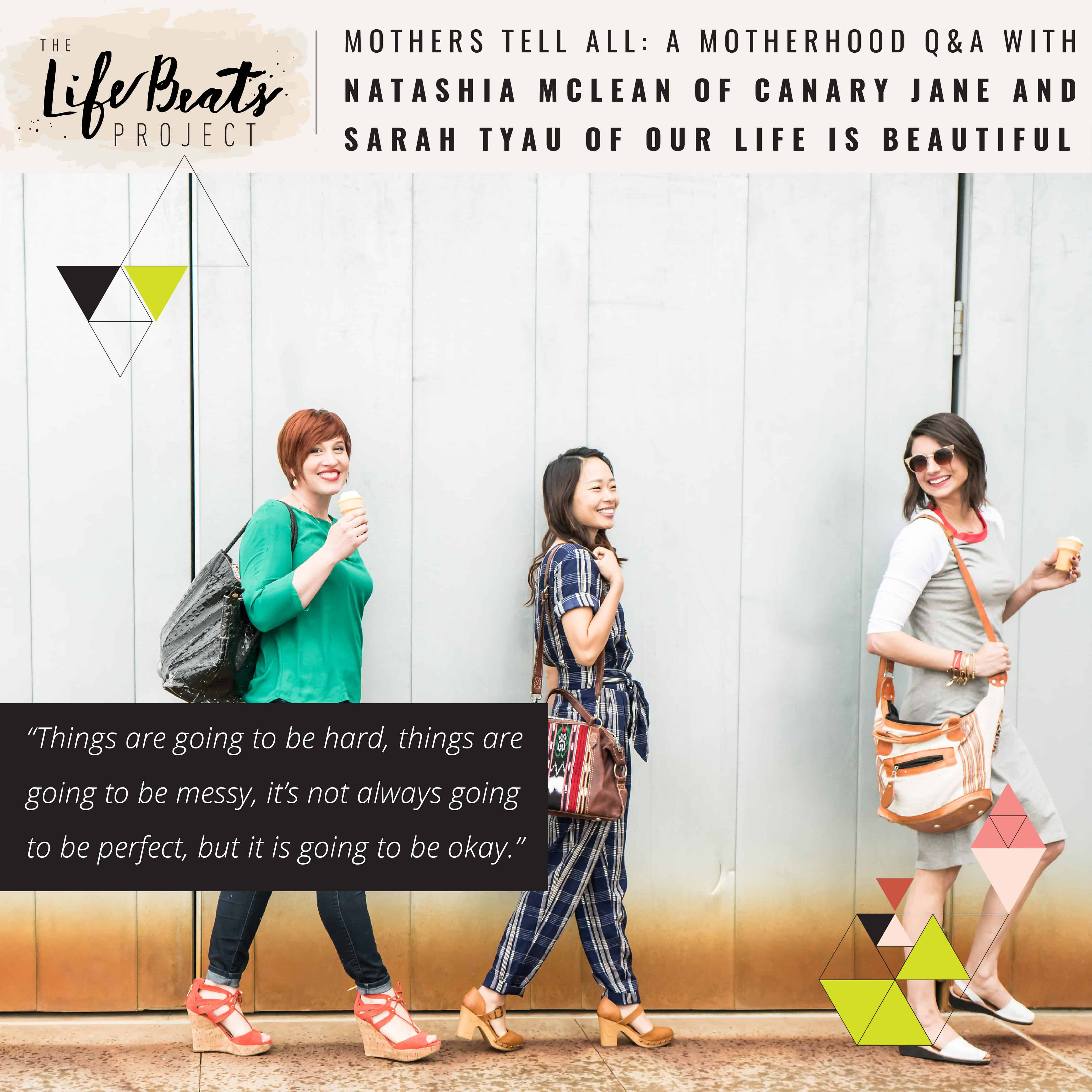 motherhood Q&A podcast mother's day