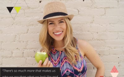 A journey of healing: from eating disorders to eating real food   with Megan Roosevelt of Healthy Grocery Girl (TLBP #21)