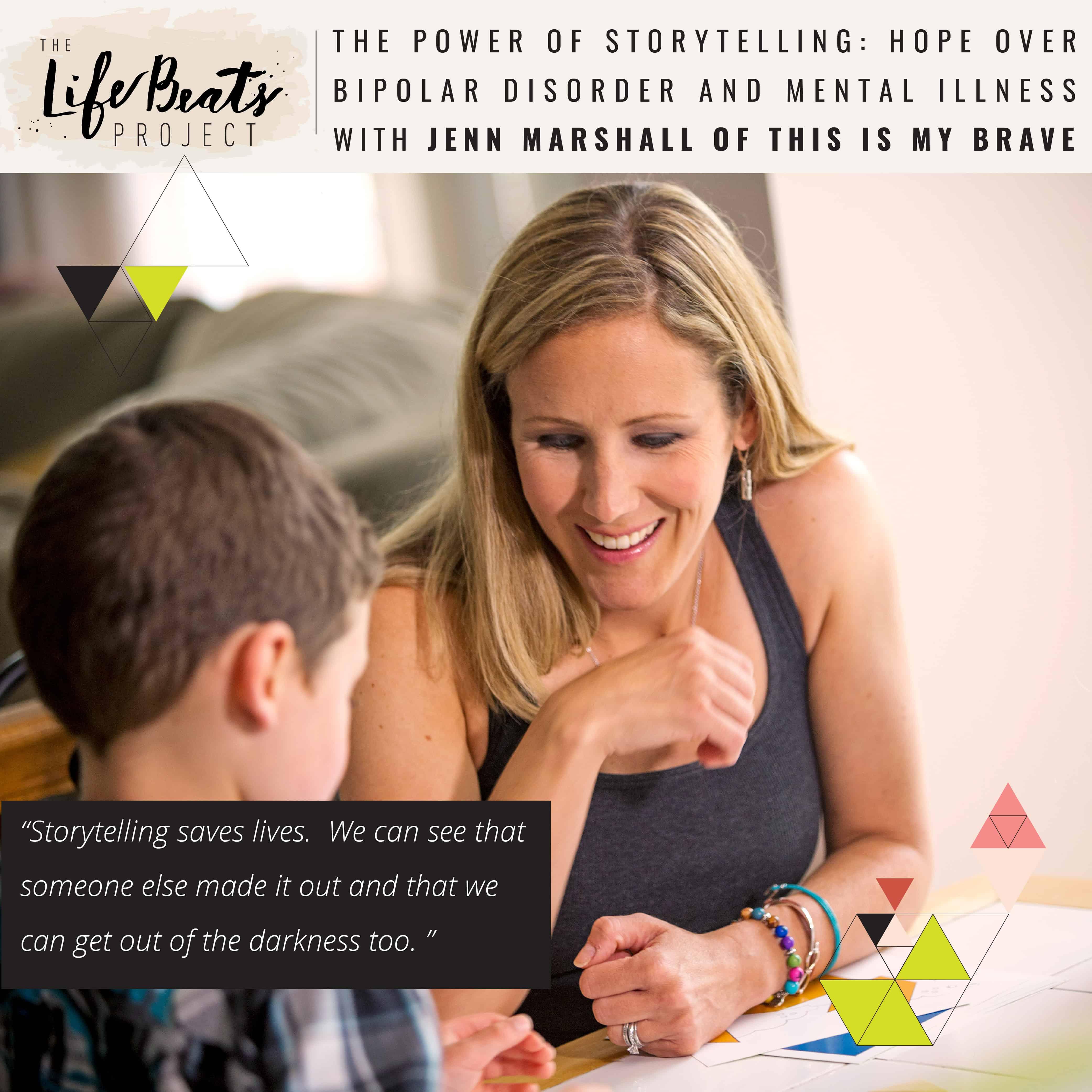 bipolar disorder mom life mental illness storytelling manic episode podcast