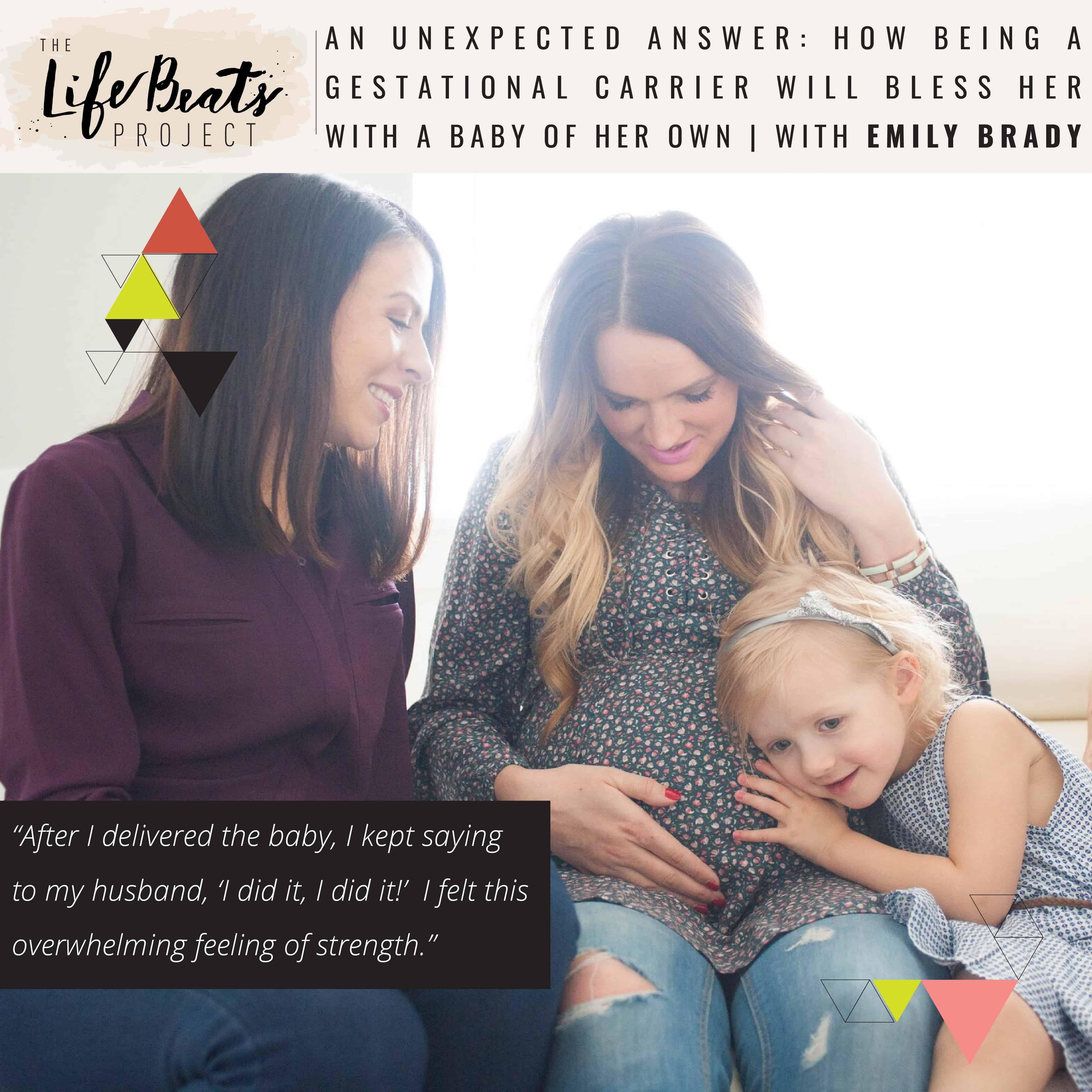 male factor infertility gestational carrier surrogate mother podcast