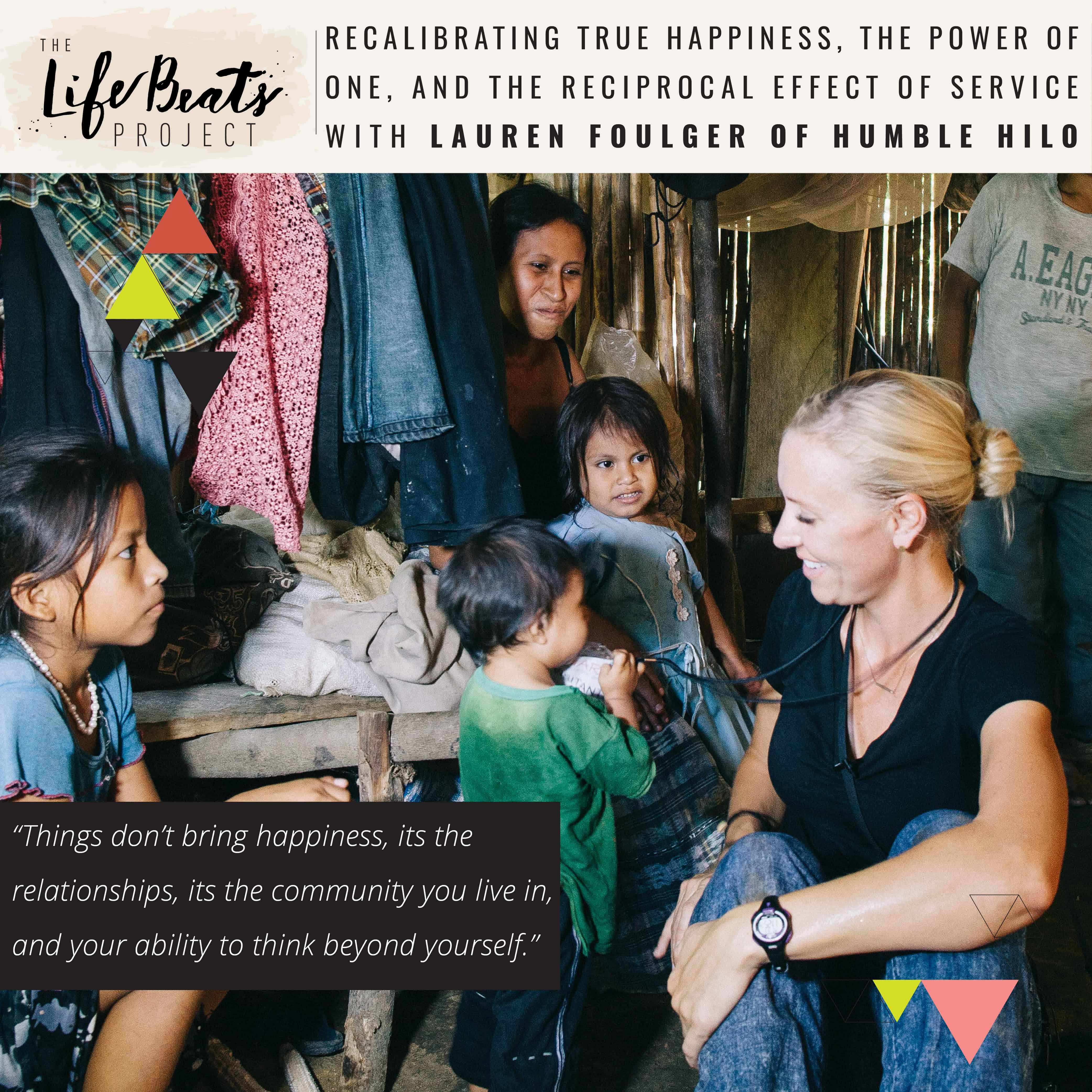 Humble Hilo Guatemala service charity microfinance malnutrition world link partners happiness