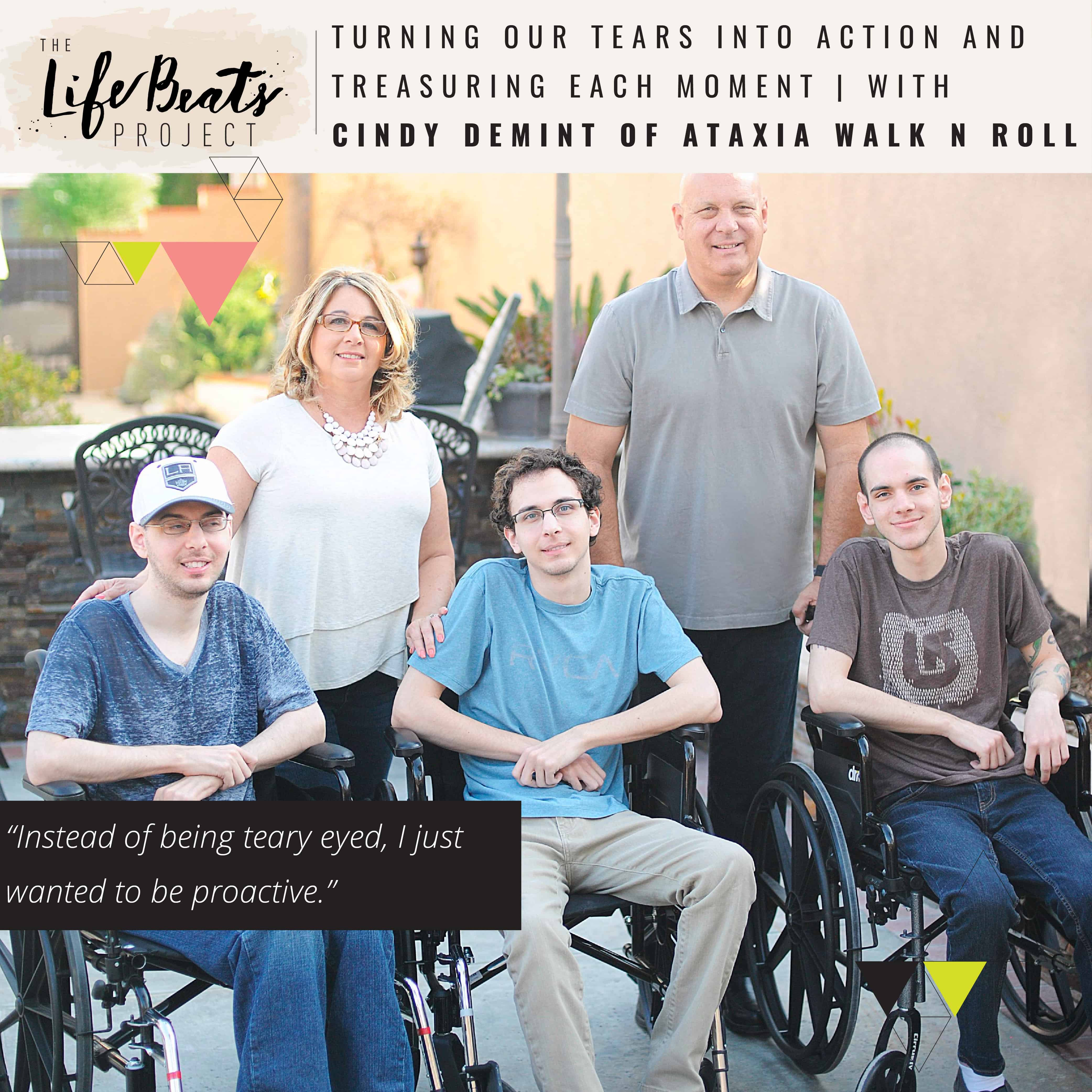 Ataxia neurological degenerative disease life in a wheelchair walk n roll child disabilities mother caregiver