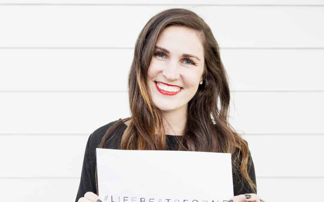 Share your story – LifeBeatsforme – Infertility and Empathy – Carissa Rasmussen