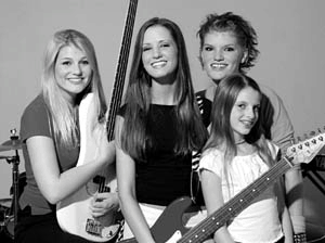 8 brown eyes oakley clark oakley peterson nothing down about it sisters rock band