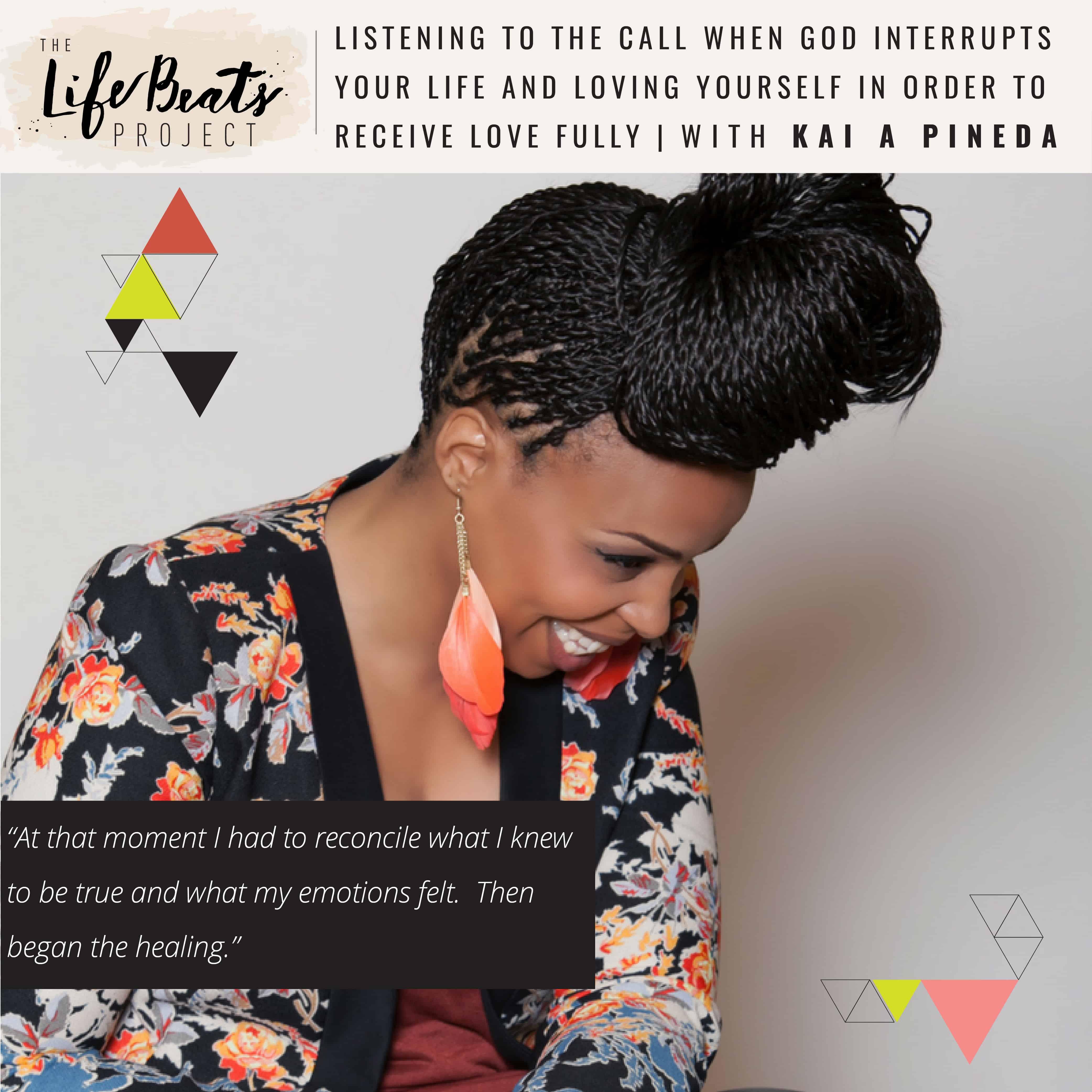 Kai A Pineda Unshakeable pastor singer Jesus girl podcast bridging racial divide