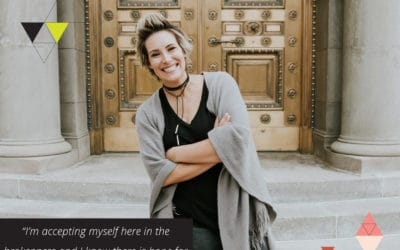 You are meant for more: owning your whole story and purposing your heartache to bless others with Ashley Mitchell of Big Tough Girl (TLBP #63)