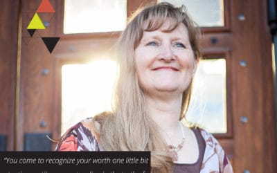 Turning from the brokenness of surviving to a joy of thriving: a unbelievable tale of a broken woman's discovery of her worth   with Becky Erkkila of Thriving Survivor Tips (TLBP #62)