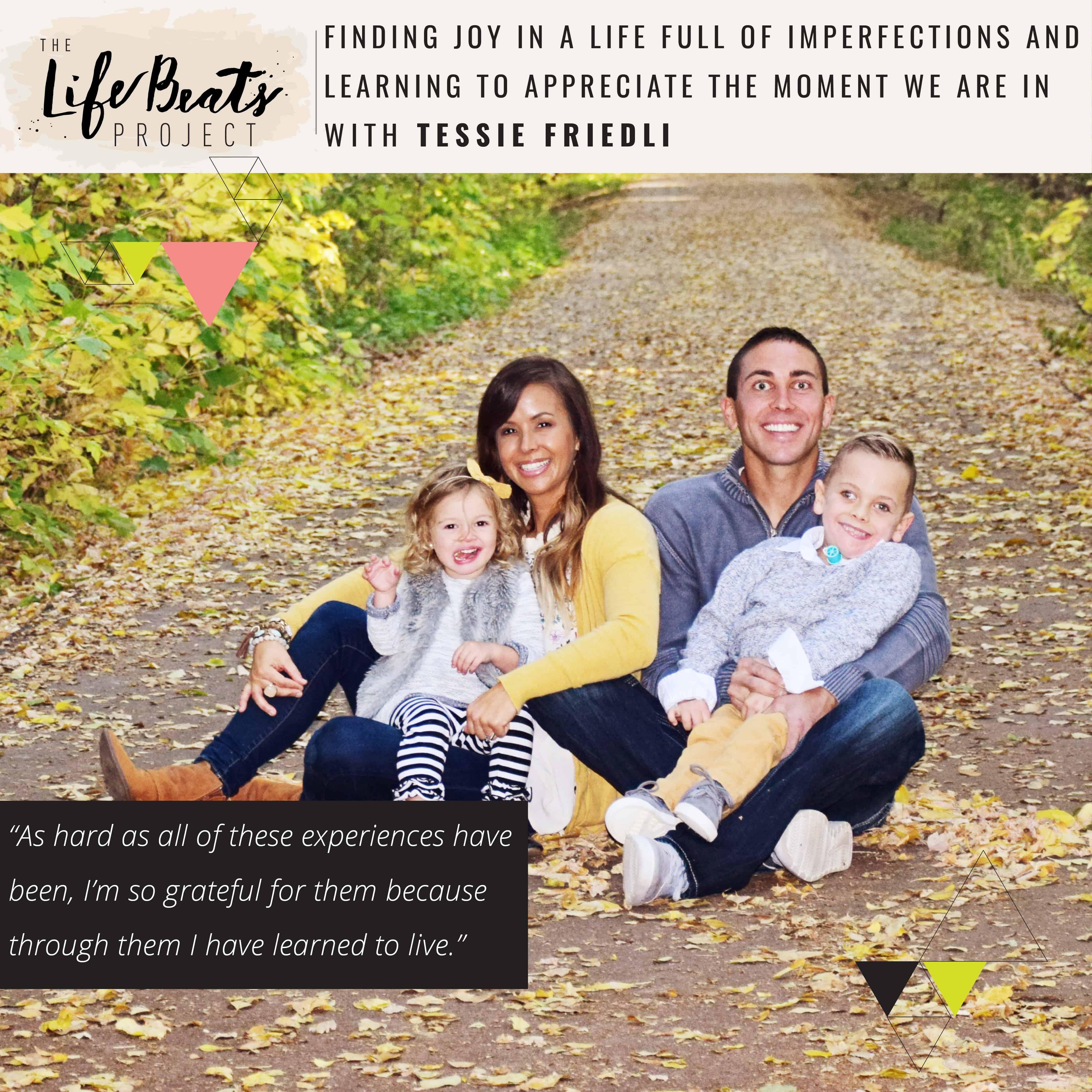 mother's day motherhood brain damage blind hope fear LifeBeats Podcast Tessie Friedli