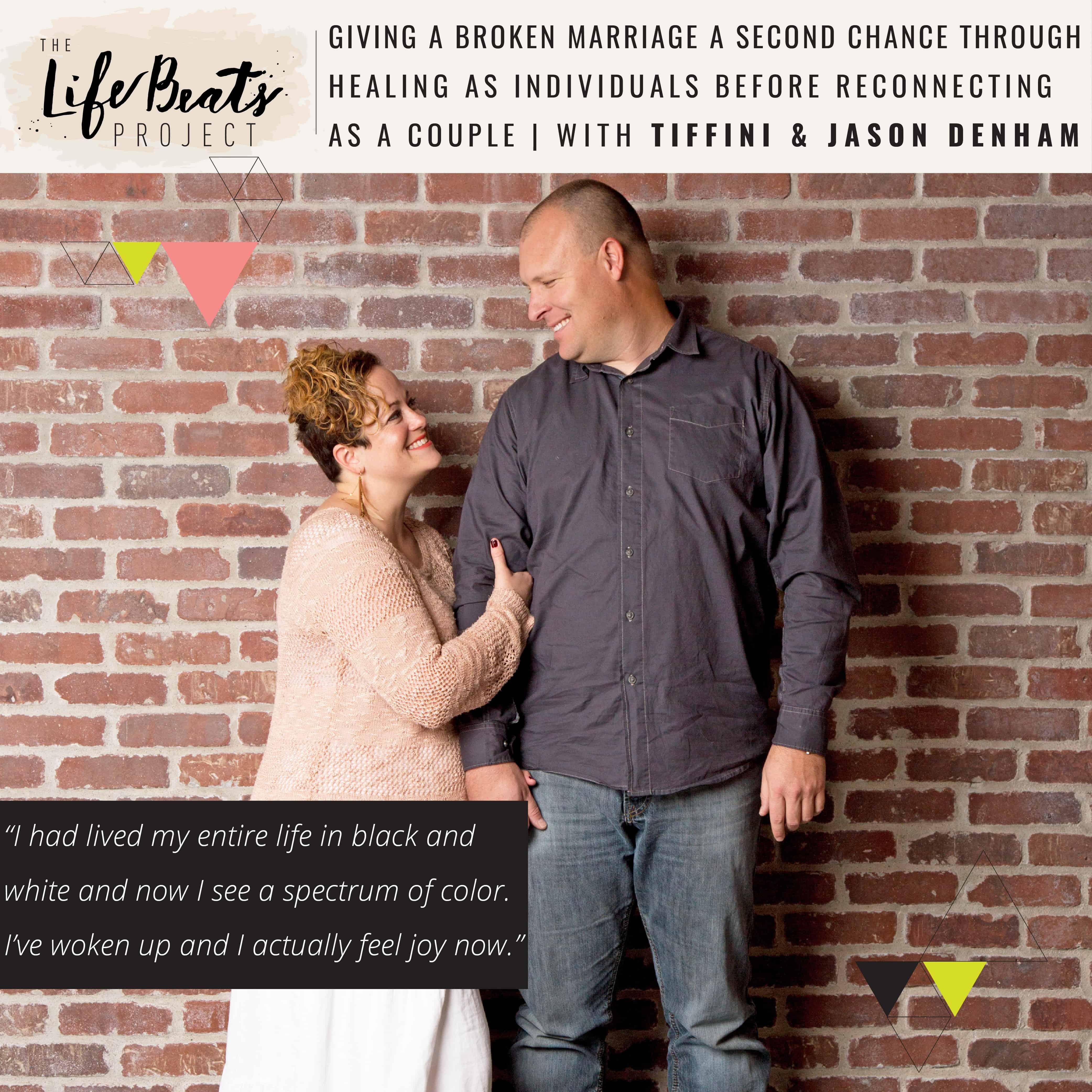 Giving a broken marriage a second chance through healing as