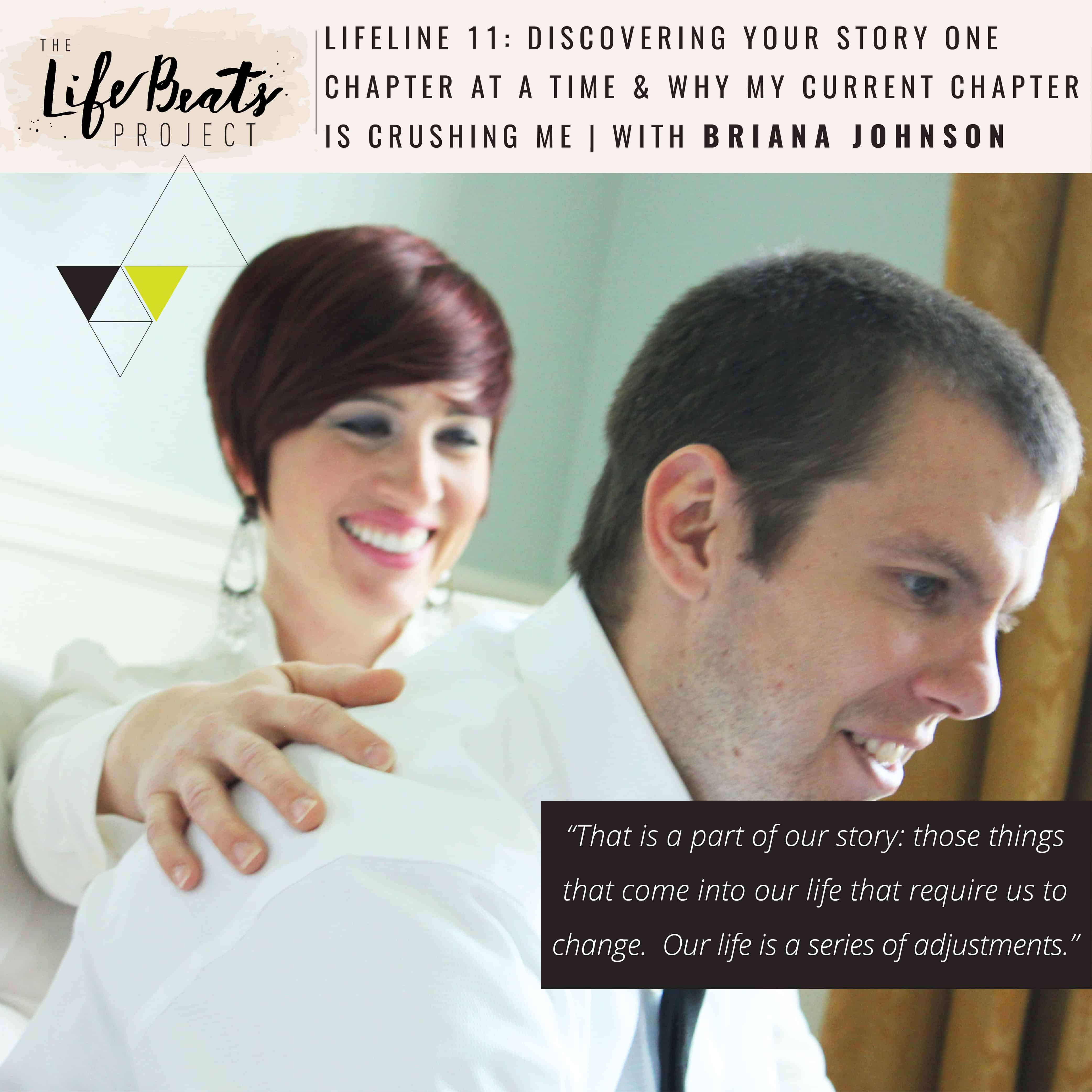discovering your story one chapter at a time Multiple Sclerosis podcast progressive losing emotion