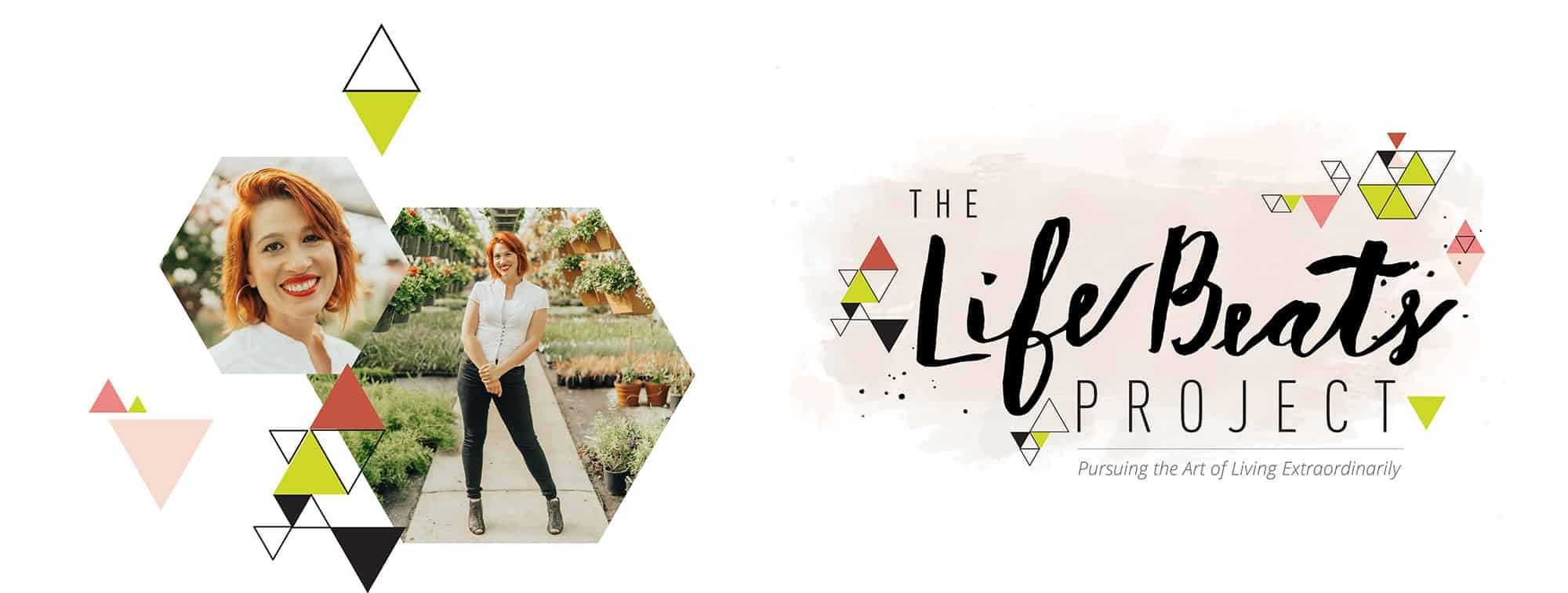 The LifeBeats Project Header