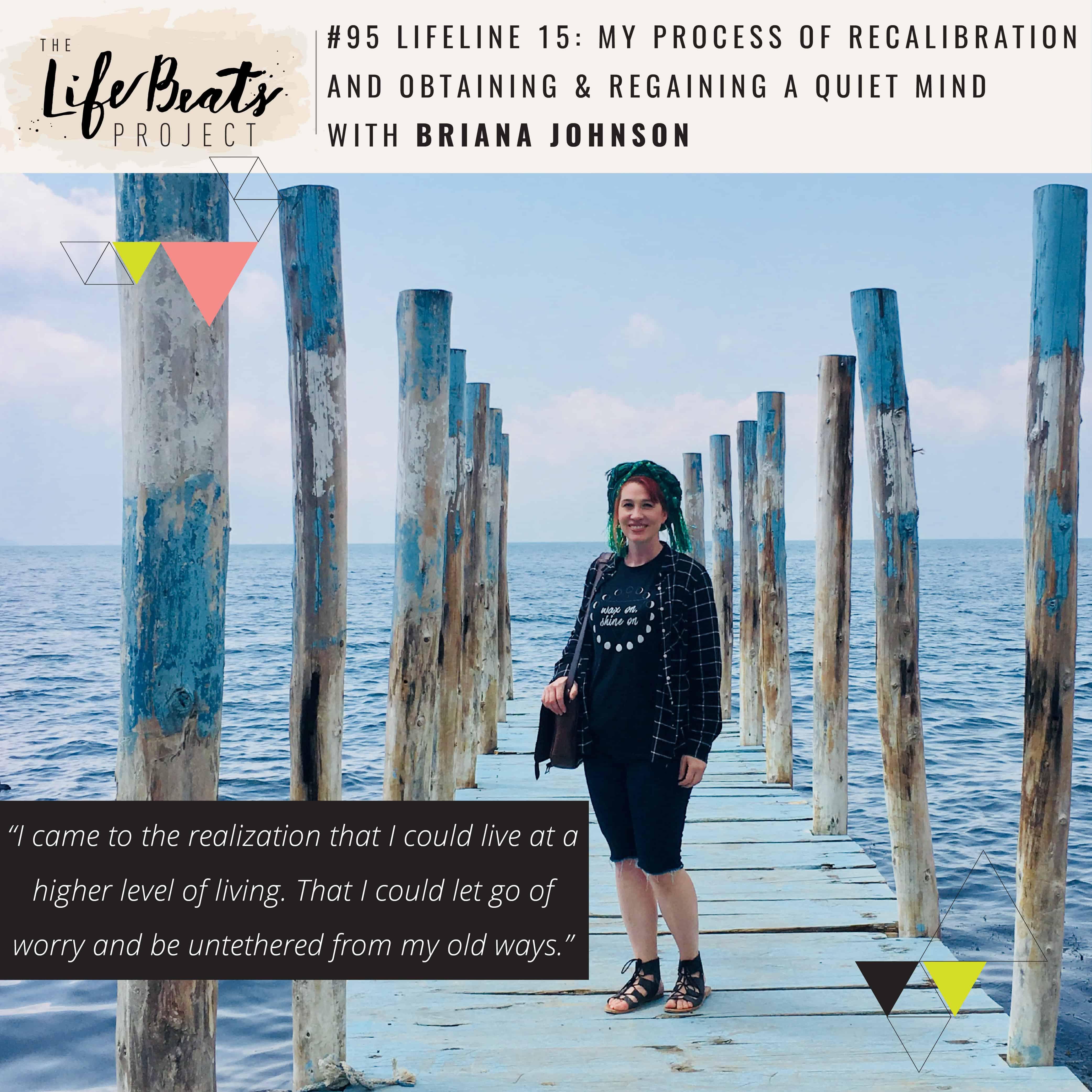 recalibration quiet mind peace trust in God undaunted standard calibration process podcast LifeBeats Guatemala Cultiva International Greg Jensen