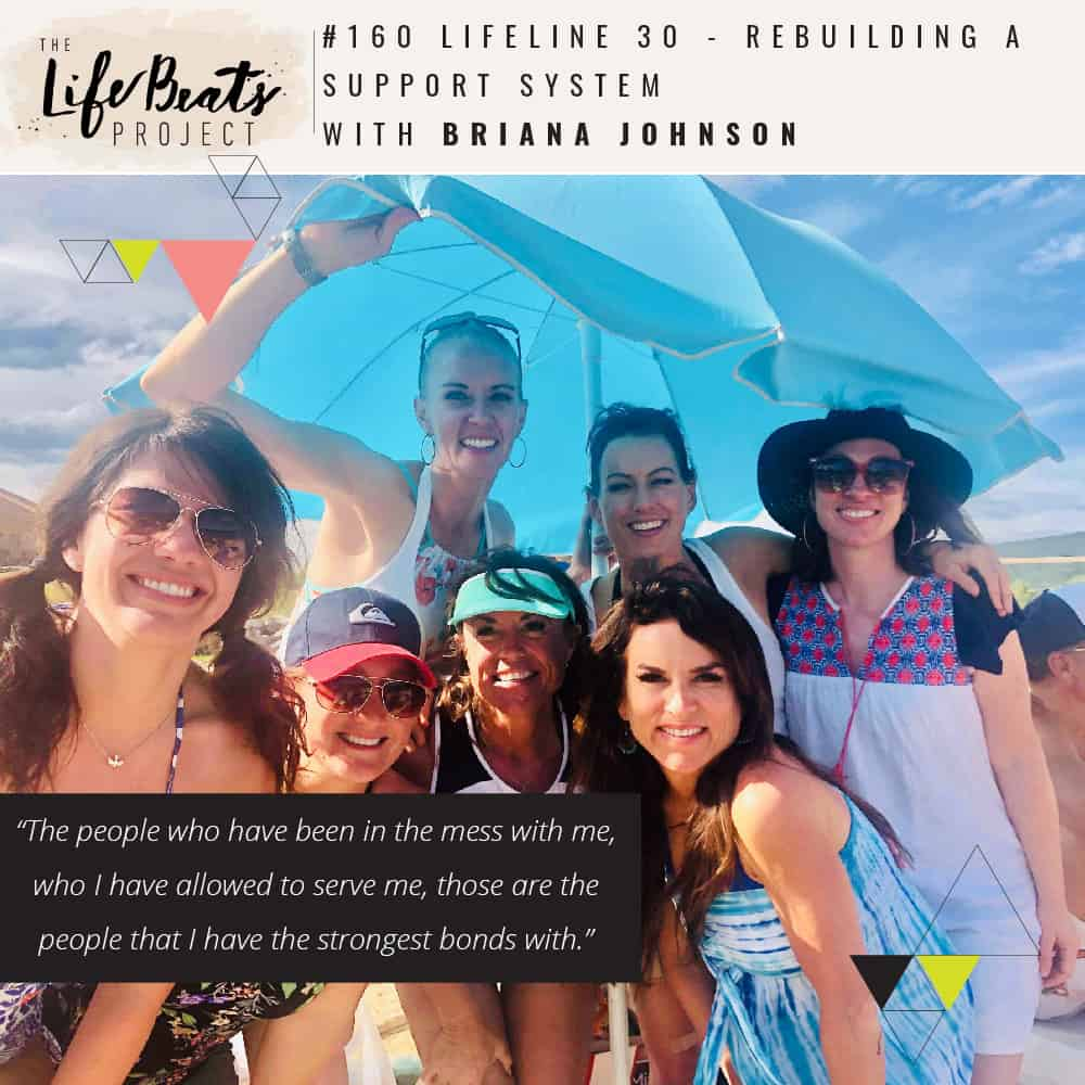 support group podcast support system rebuilding friendship friends motherhood single mom healing podcast LIfeBeats Project