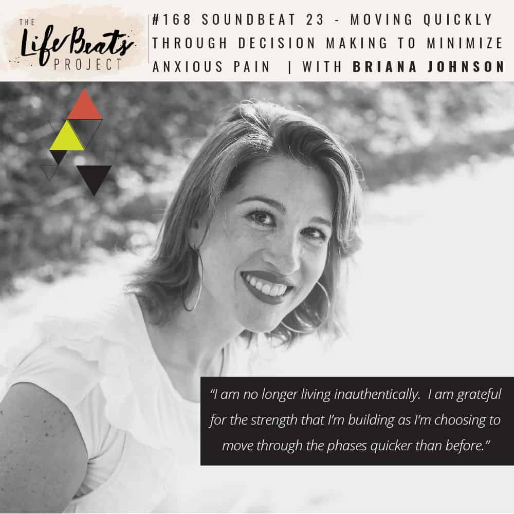 decision making pain anxious living inauthentically decisive podcast